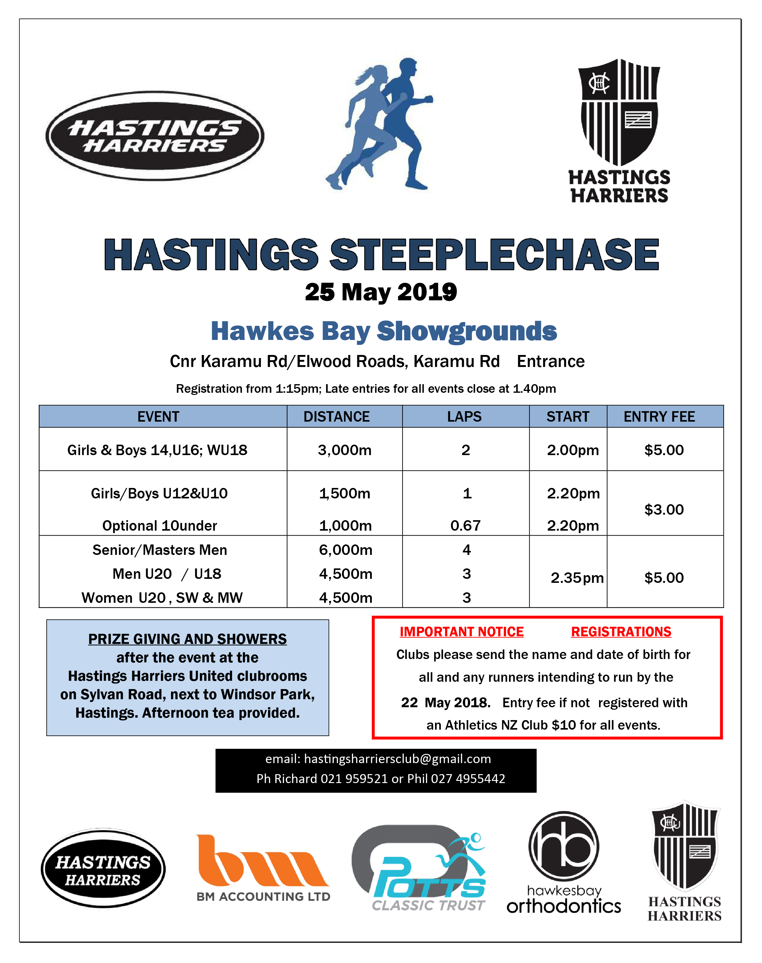 Hastings Steeplechase Flyer 2019 Final 01